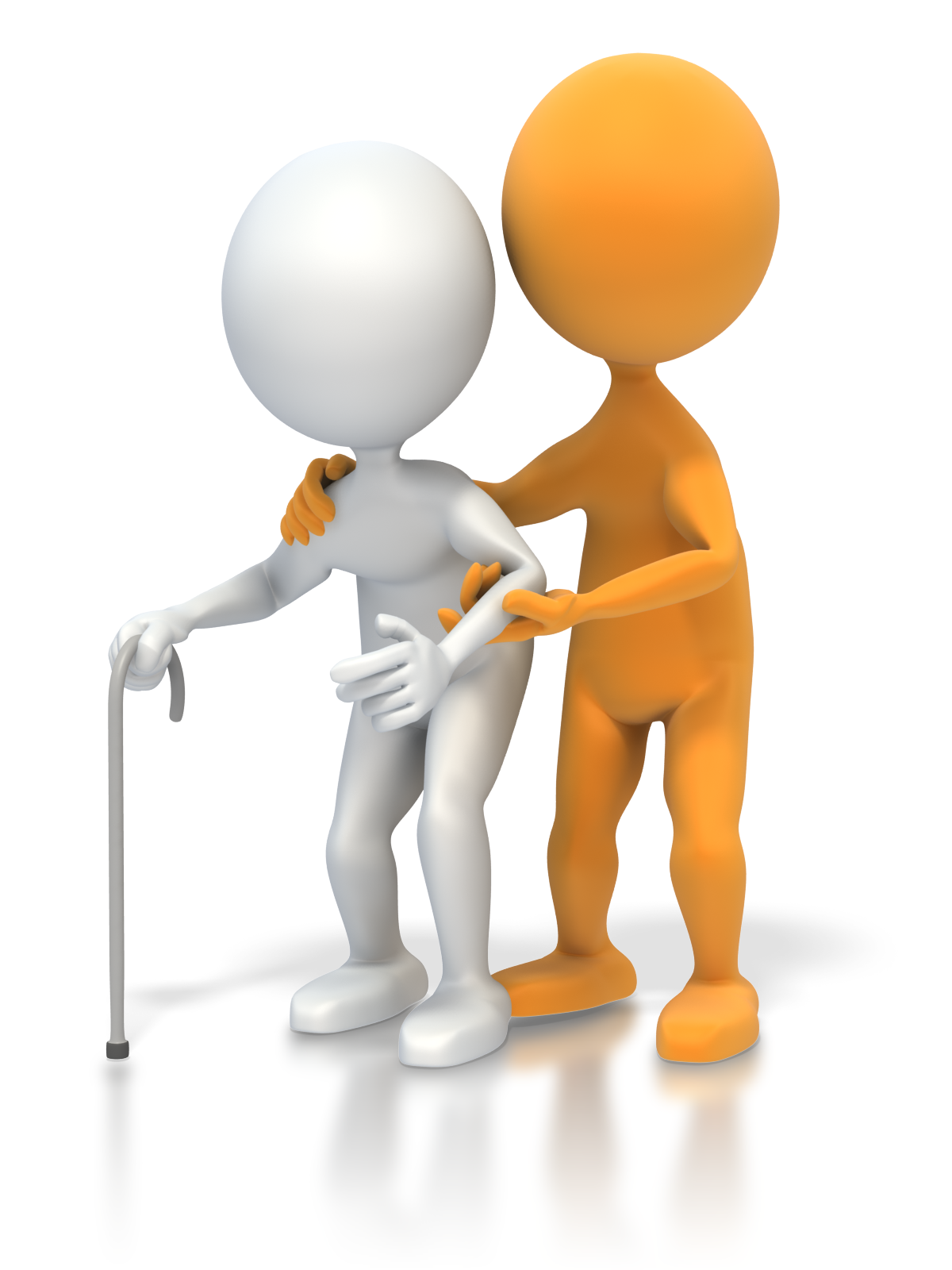 Helping Old Age People PNG - 166736