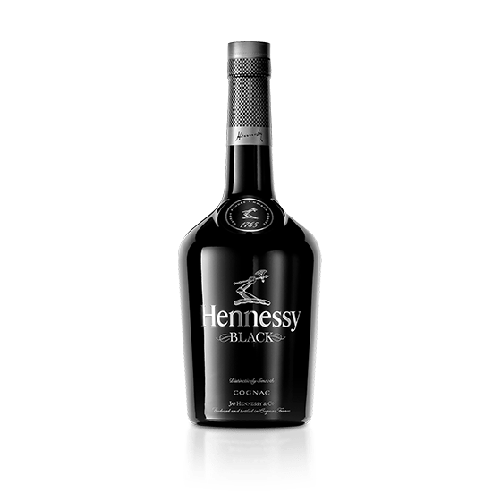 Hennessy Black - Hennessey PNG