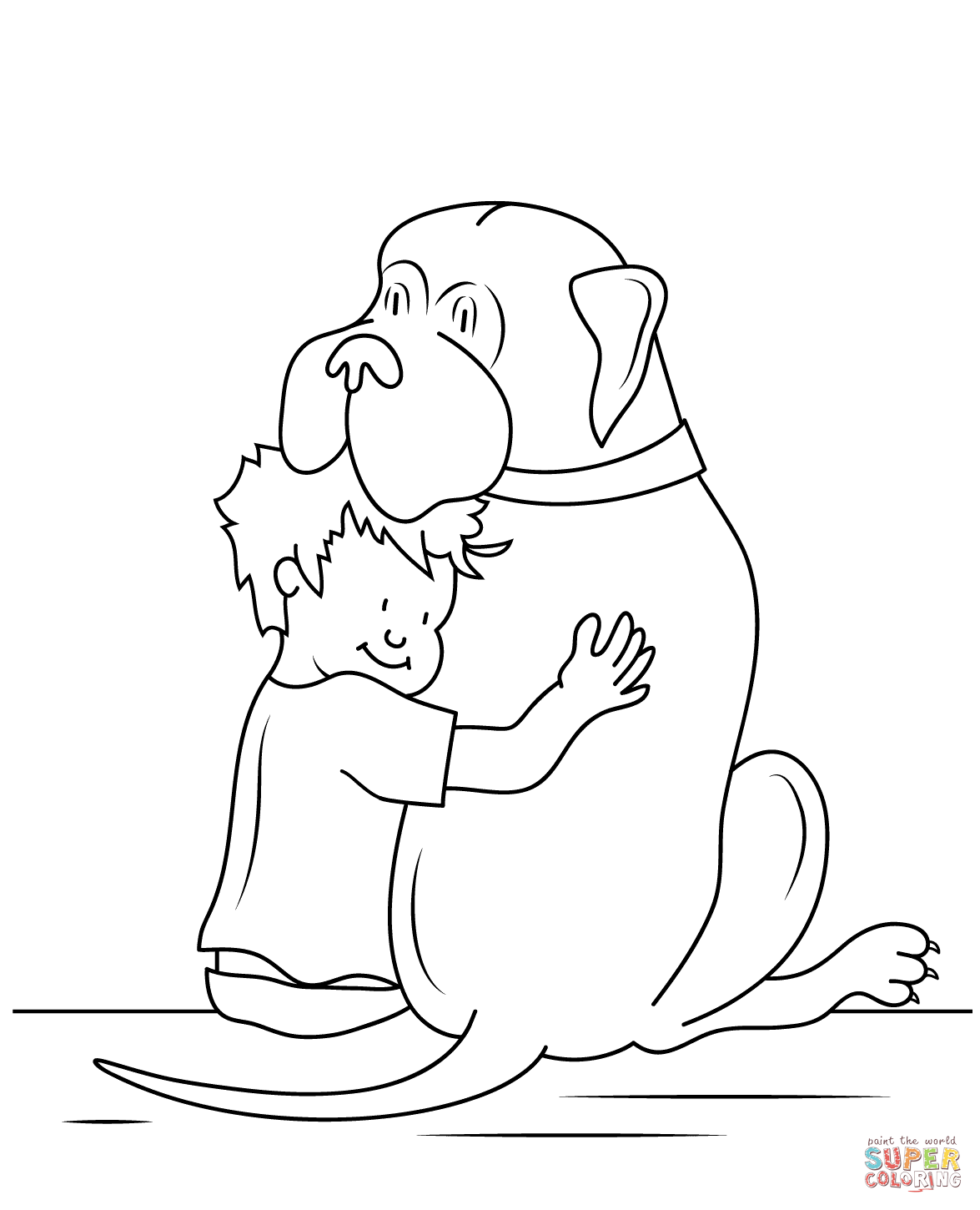 Click the Henry and Mudge PlusPng.com  - Henry And Mudge PNG