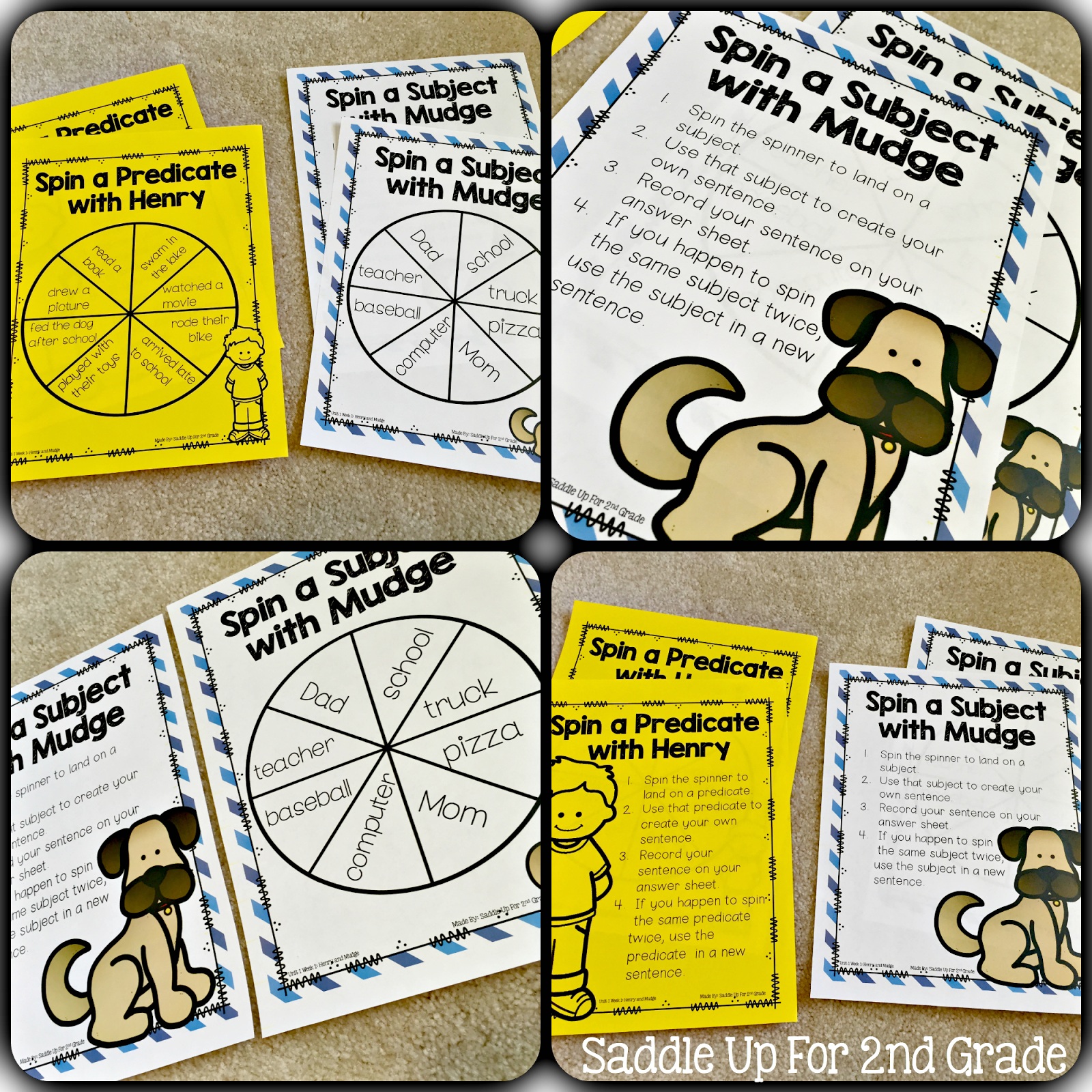Henry and Mudge Supplemental Activities Journeys 2nd Grade - Henry And Mudge PNG