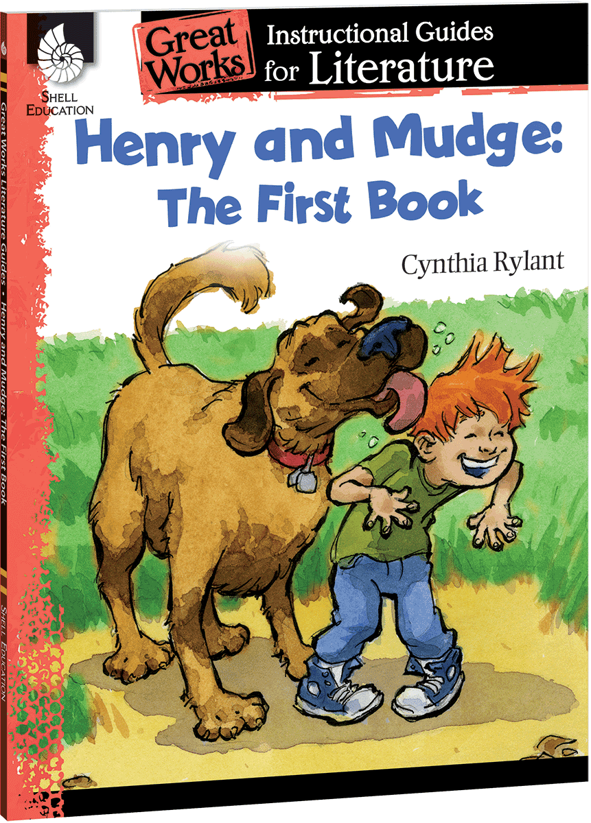 Henry and Mudge: The First Book: An Instructional Guide for Literature |  Teachers - Classroom Resources - Henry And Mudge PNG