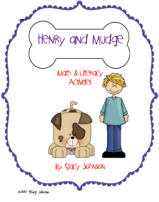 Literature Circles With Henry and Mudge - Henry And Mudge PNG