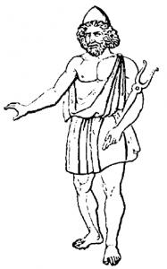 Hephaestus Clipart - Hephaestus PNG