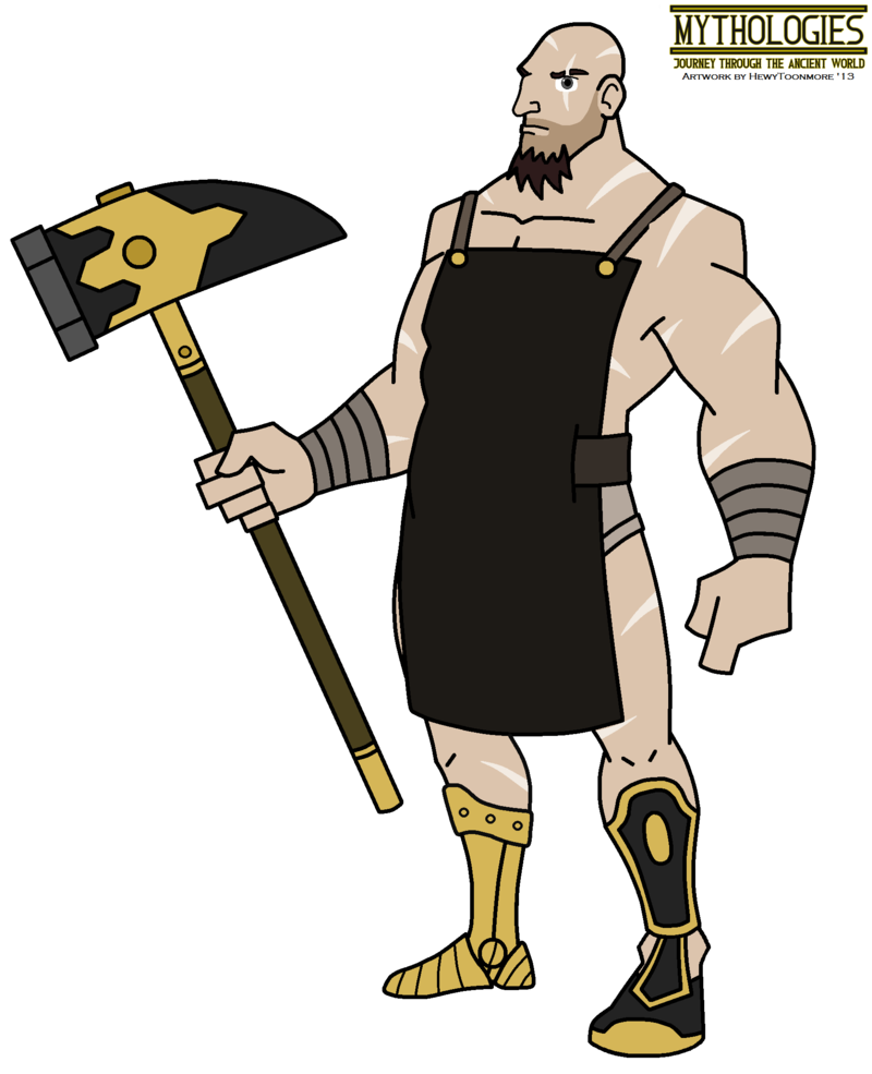 pin Mythical clipart hephaestus #15 - Hephaestus PNG