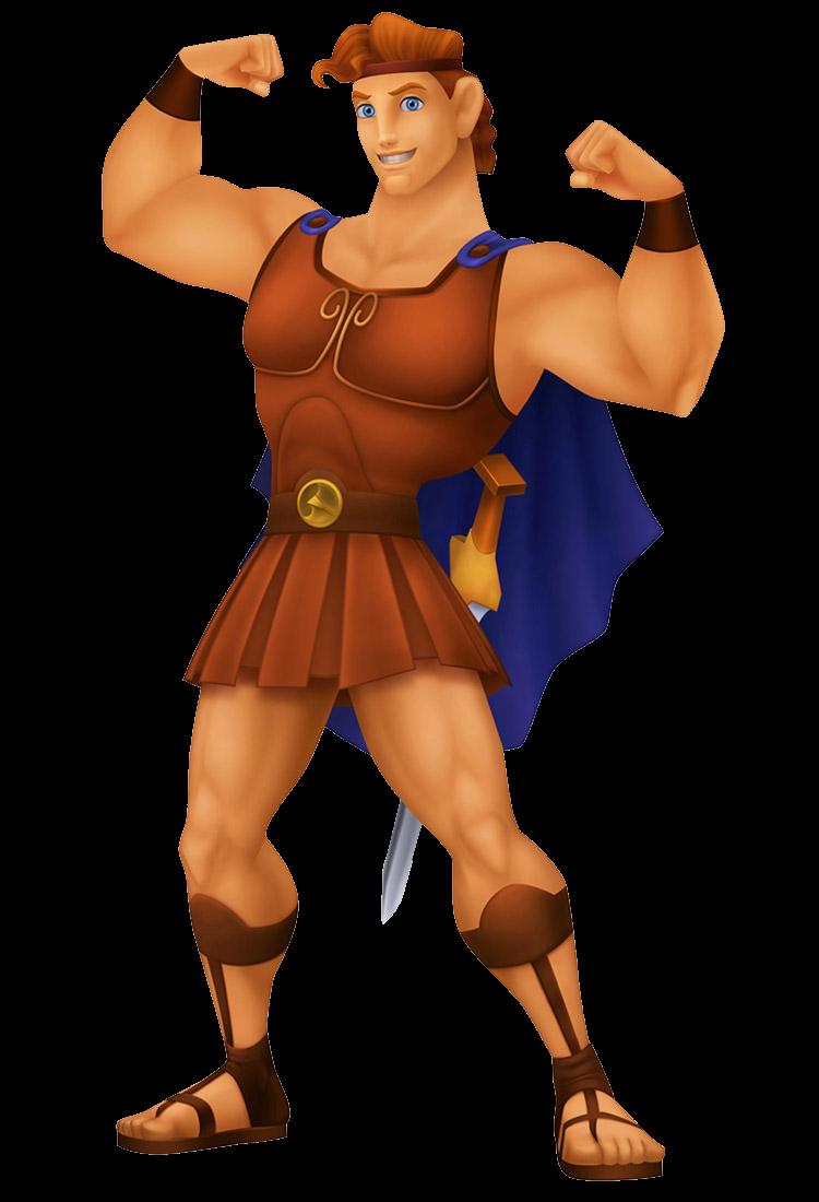 Disney Hercules.png - Hercules PNG
