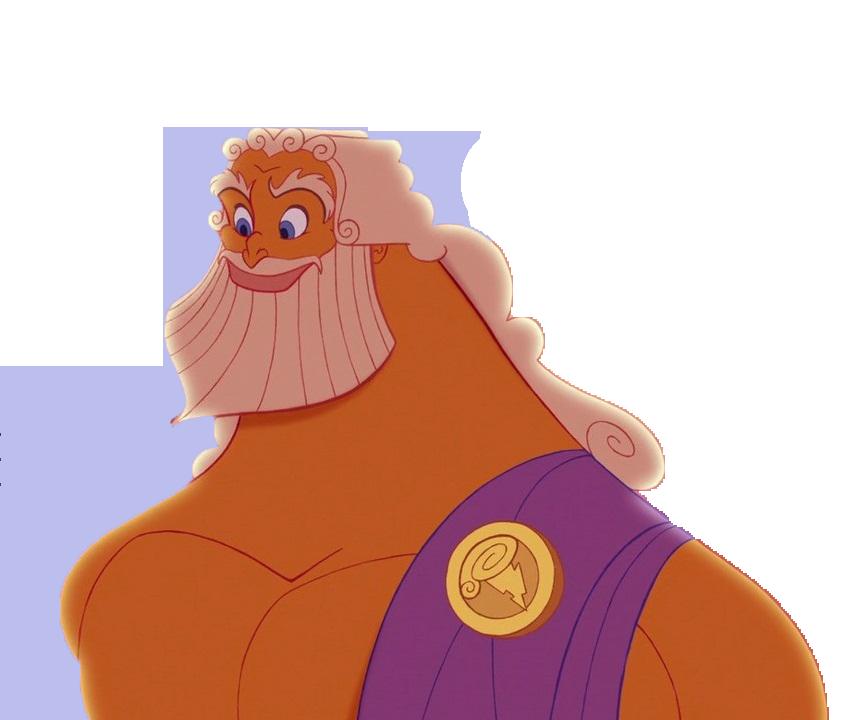Zeus hercules.png - Hercules PNG