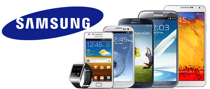Samsung Mobile Phone PNG - 5479