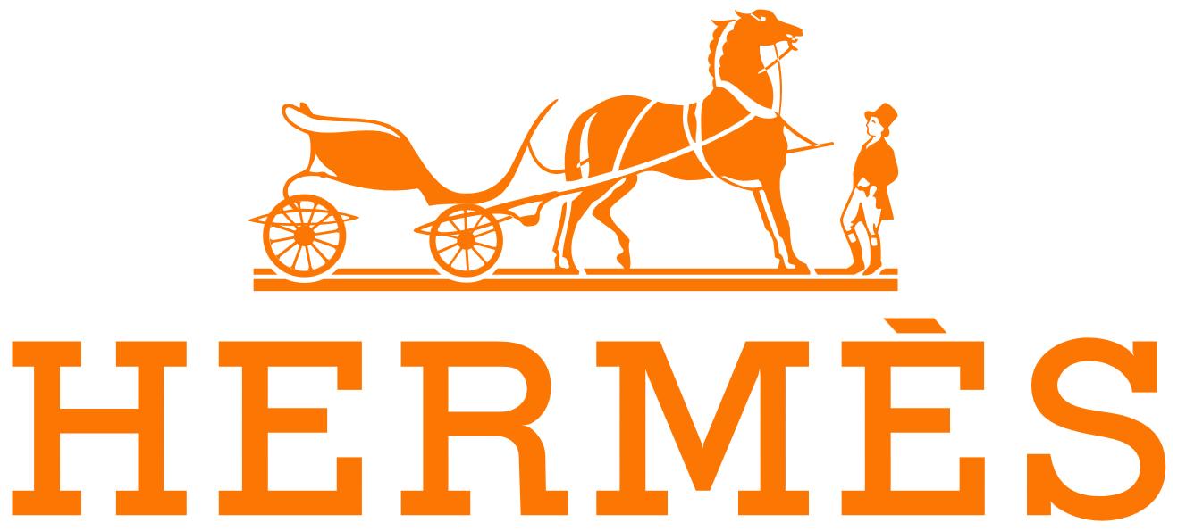 Hermes Logo, White Background - Hermes PNG