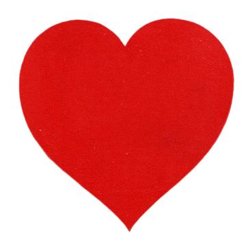 Herzen Rot PNG - 75322
