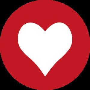 Herzen Rot PNG - 75324