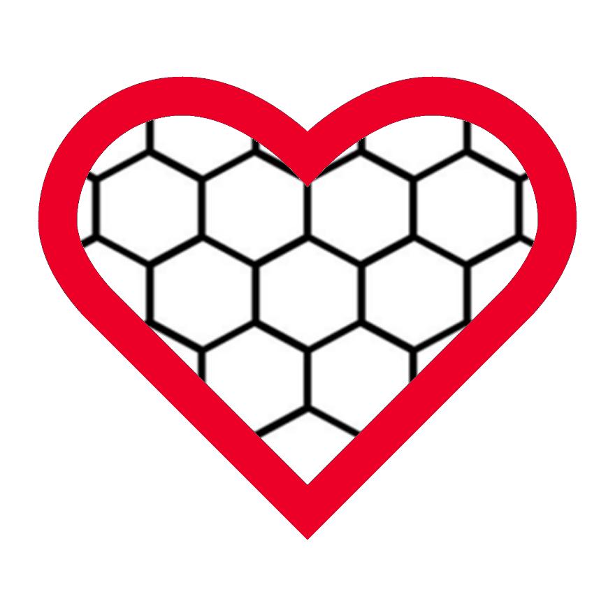 Herzen Rot PNG - 75331