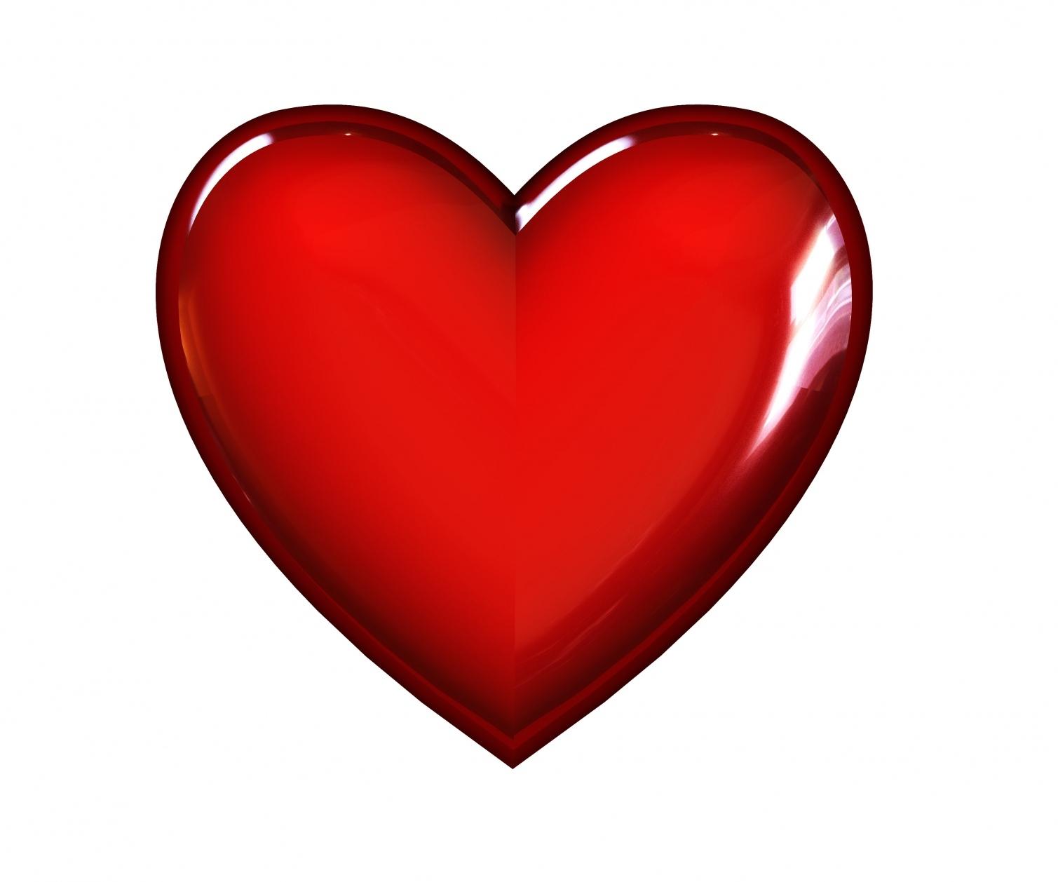 Herzen Rot PNG - 75326