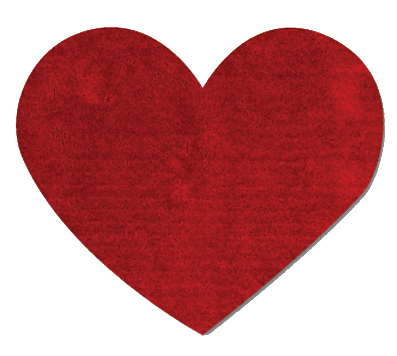 Herzen Rot PNG - 75328