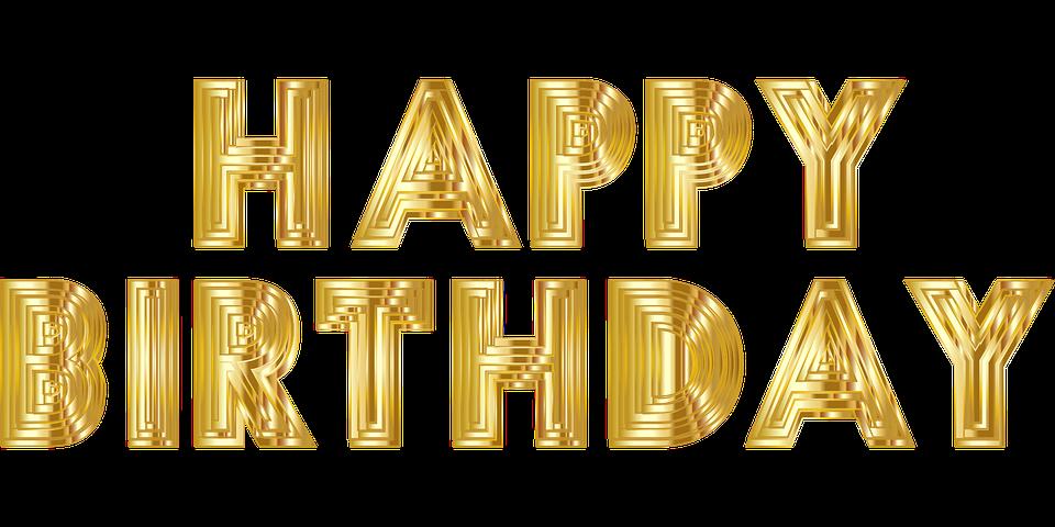 Herzlichen Glückwunsch Zum Geburtstag, Feier, Anlass - Herzlichen Gluckwunsch Zum Geburtstag PNG