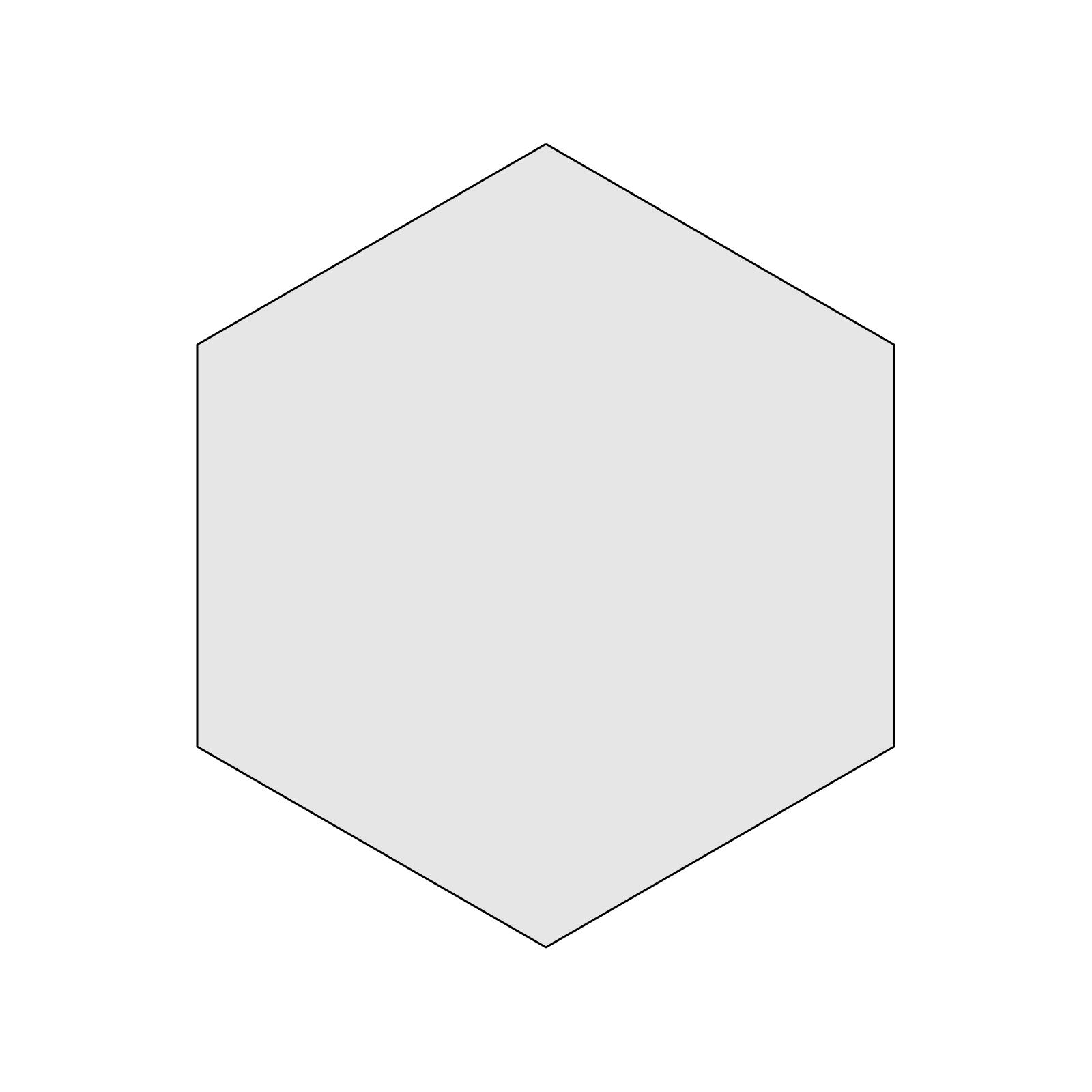 Hexagon PNG - 19661