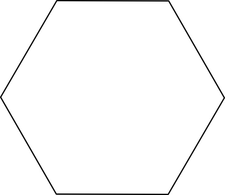 Hexagon PNG - 19649