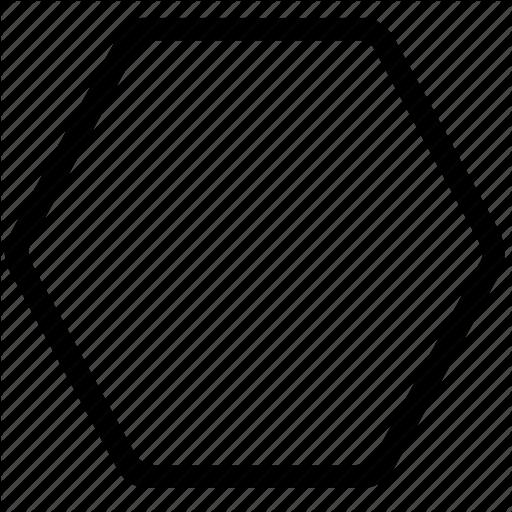 Hexagon PNG - 19653
