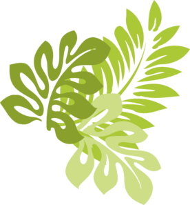 Pin Foliage Clipart Hibiscus Leaf #2 - Hibiscus Leaf PNG