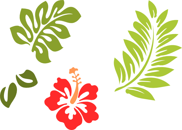 PNG: Small · Medium · Large - Hibiscus Leaf PNG