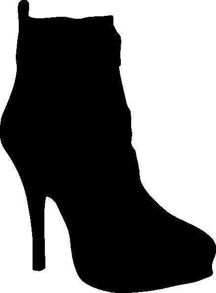 High Heel Outline PNG - 65905