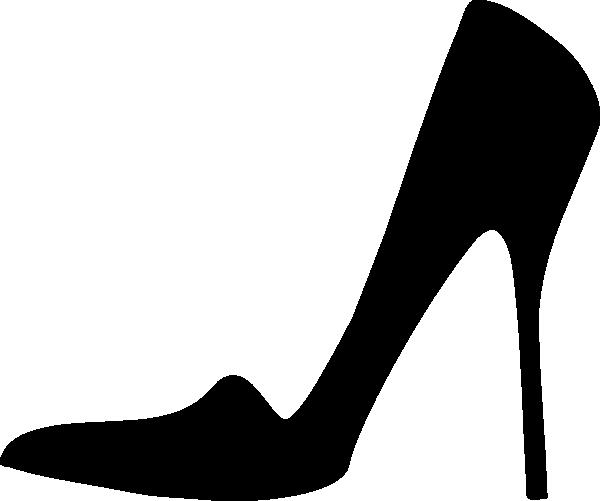 High Heel Outline PNG - 65901