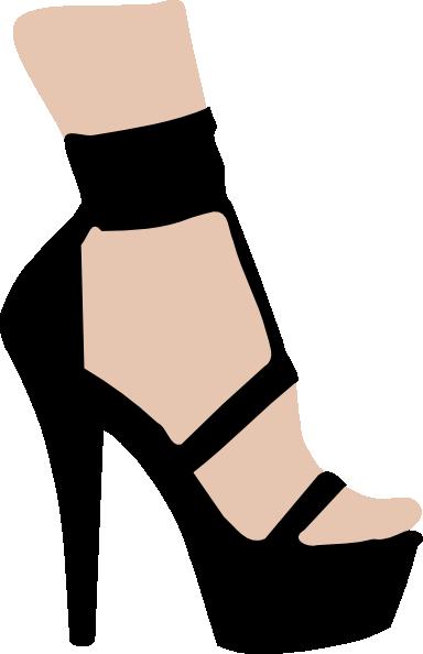 High Heel Outline PNG - 65912