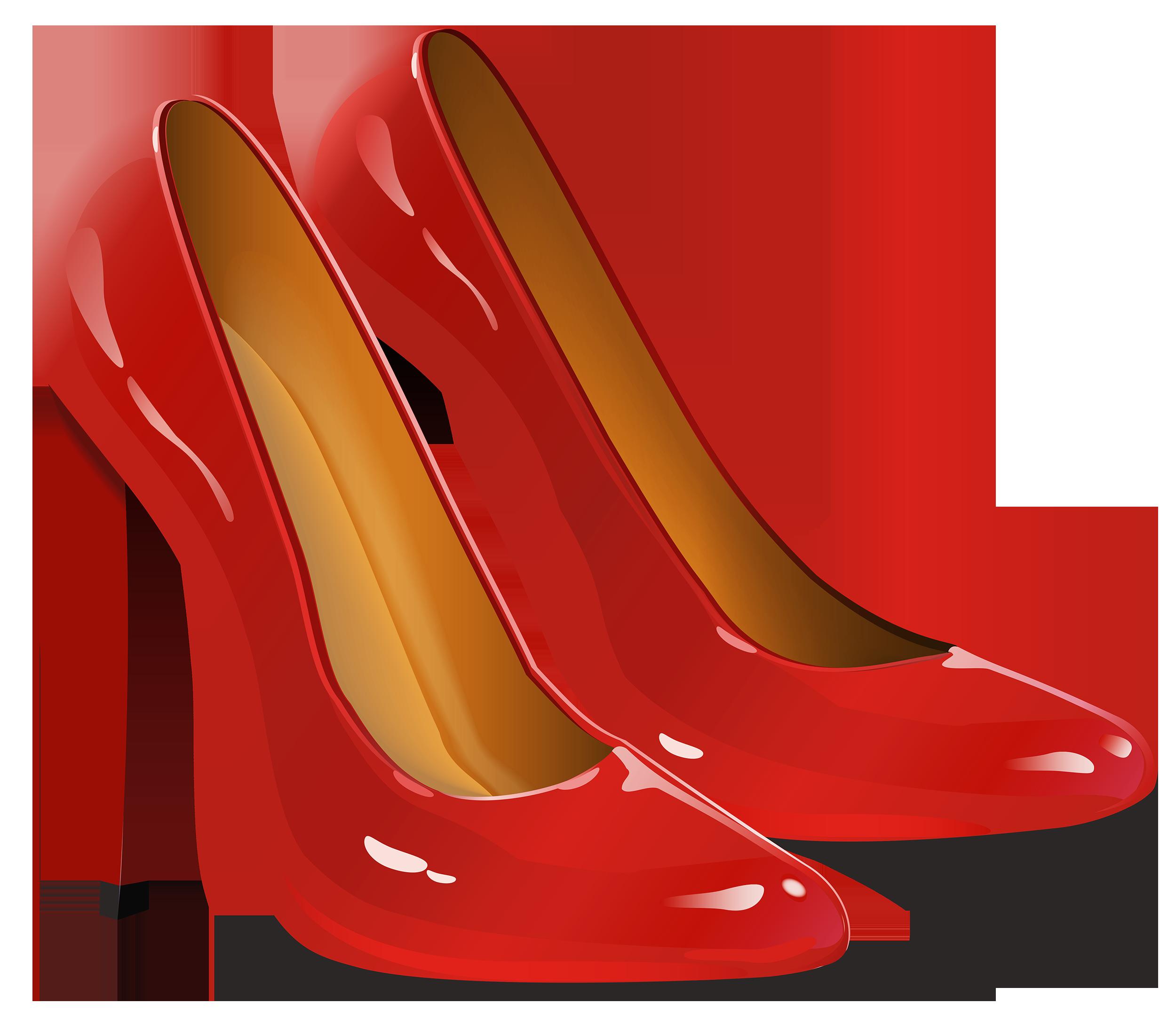 Ladies Shoe Graphic