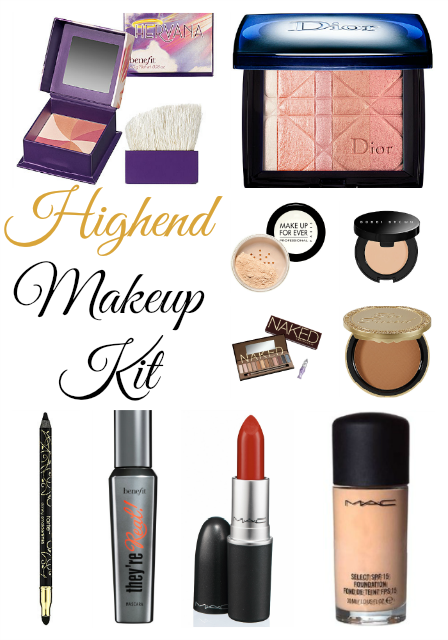 Highend Makeup Kit on southeastbymidwest pluspng.com - Makeup Kit Products PNG