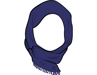 Hijab PNG