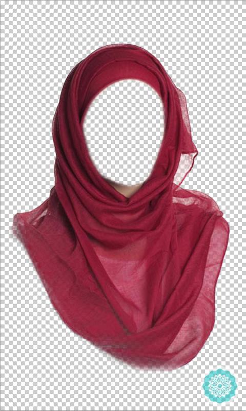phone - Hijab PNG