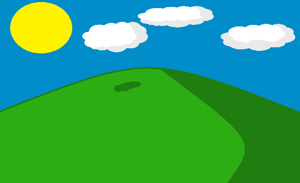 Hill Background PNG - 144201