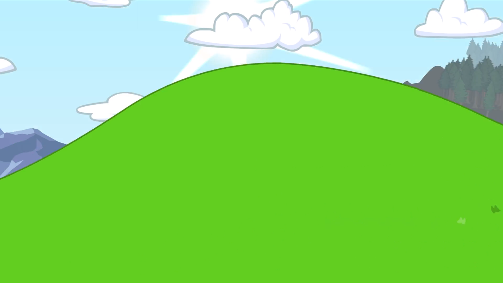 Hill Background PNG - 144210