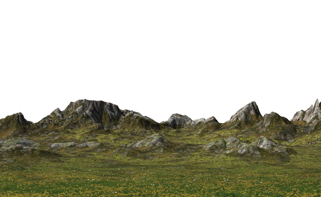 Hill Background PNG - 144192