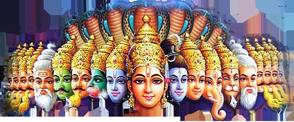 Hindu-gods.png - Hindu God PNG HD