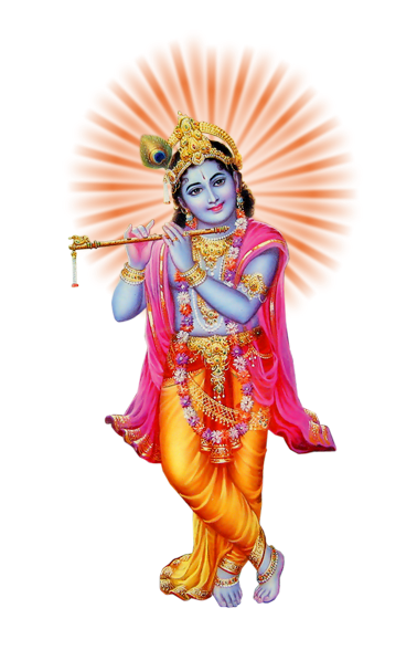 Lord Krishna Png Pic PNG Imag