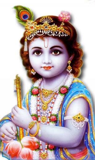 View Bigger - Lord Krishna HD Lord Krishna Live Wallpapers Hd - Lord  Krishna PNG - - Hindu God PNG HD