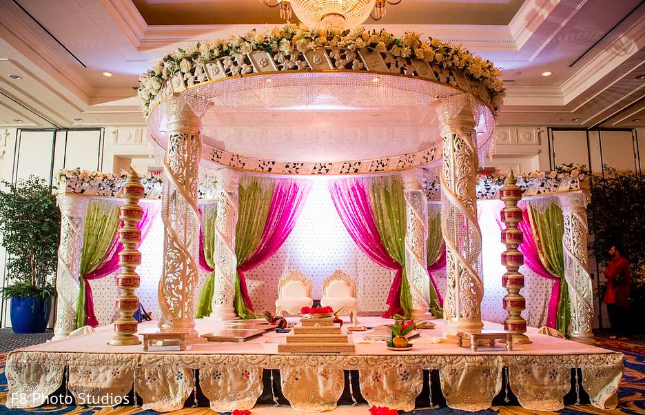 indian wedding home decoration mandap decorations ideas decoratingspecial 5105