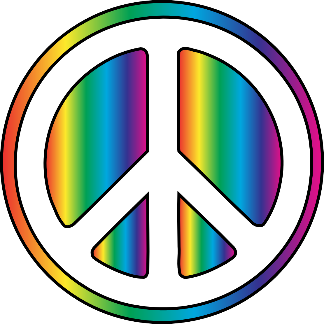 Hippie hd clipart - Hippie PNG HD