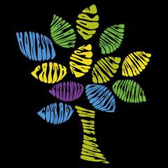 itr-hippie-tree - Hippie Tree PNG