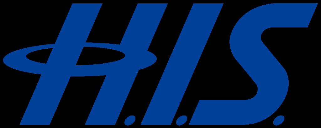 File:H.I.S. logo.svg - His PNG