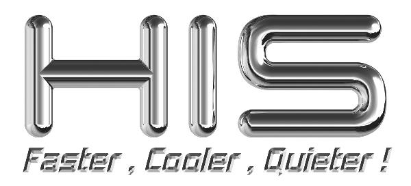 HIS nous propose : La RX580 IceQ X² OC 8GB. - His PNG