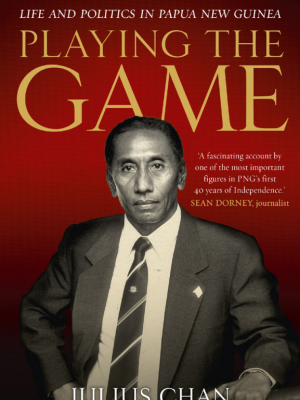 The book explores his journey to overcome poverty, discrimination and  family tragedy. - His PNG