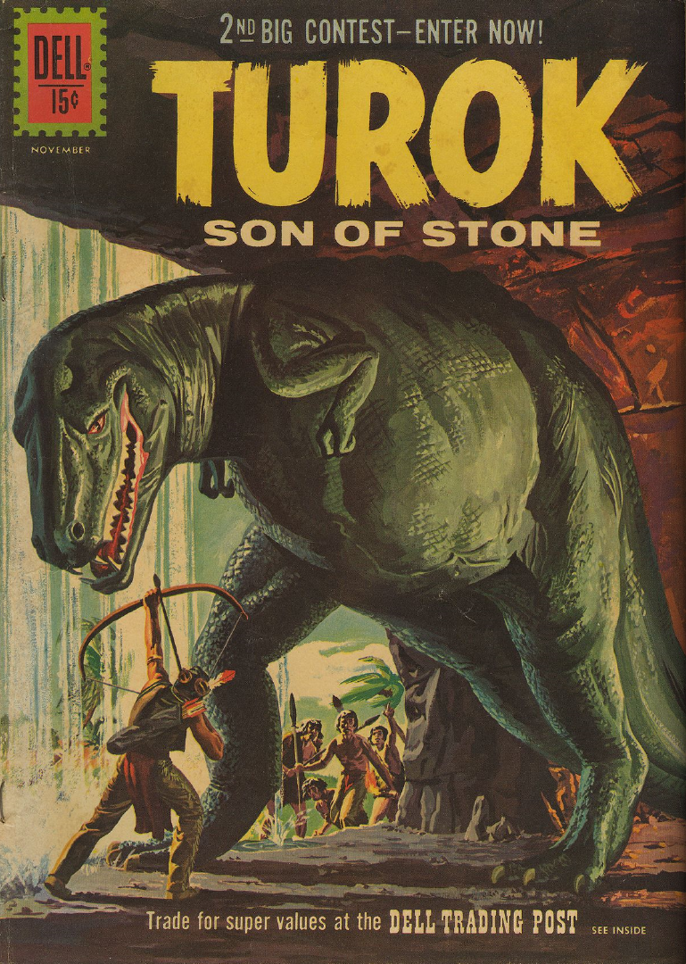 TUROK (DELL).png - History Of Dell PNG