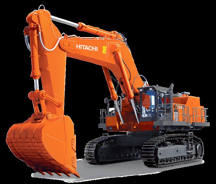 Hitachi EX1200 6 - Hitachi PNG