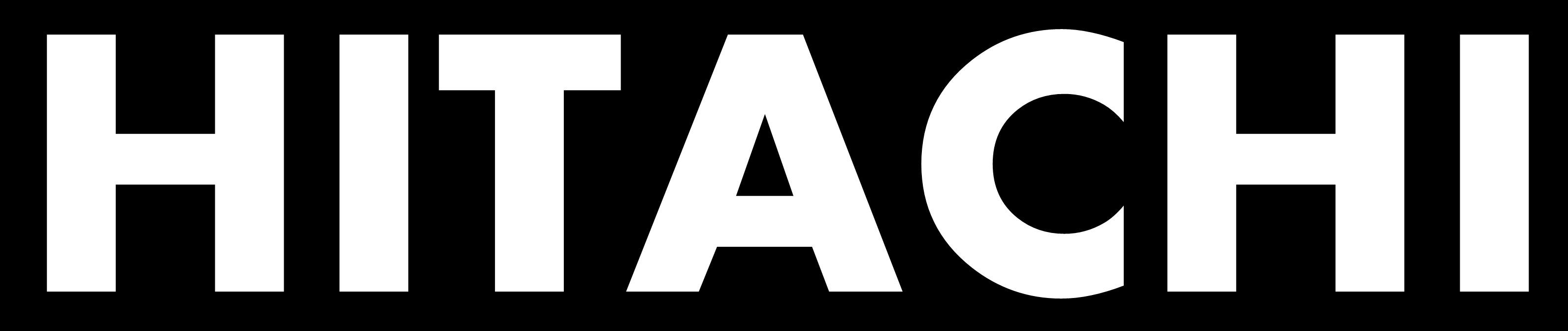 Hitachi Logo - Hitachi PNG