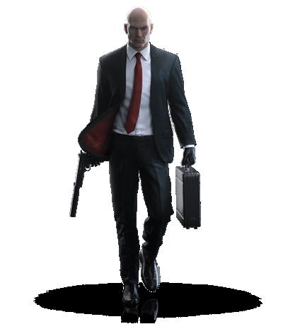 Agent47SignatureSuit.png - Hitman PNG