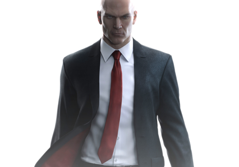 File:Agent 47.png - Hitman PNG