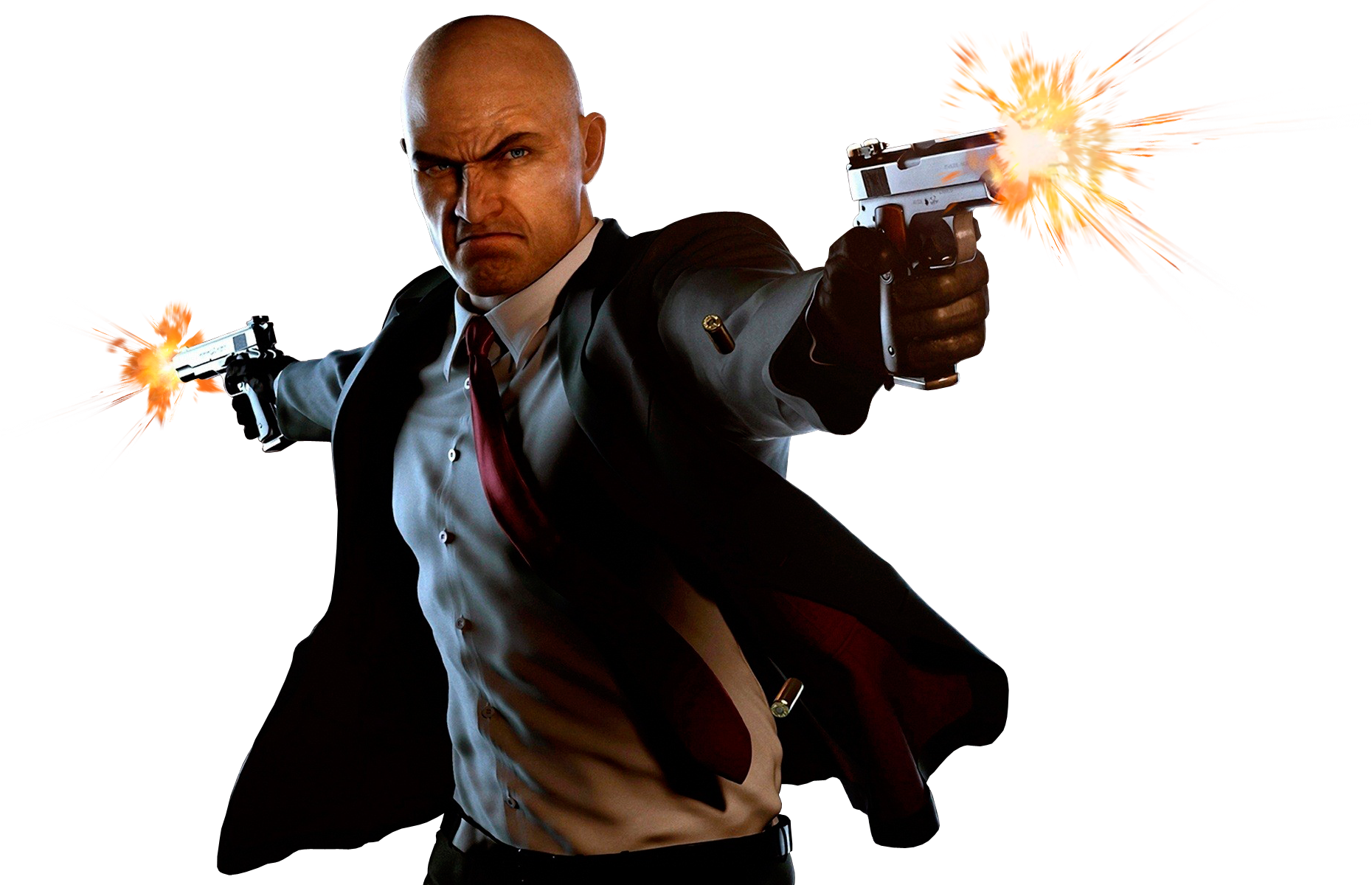 Hitman Absolution - Agent 47 by IvanCEs - Hitman PNG