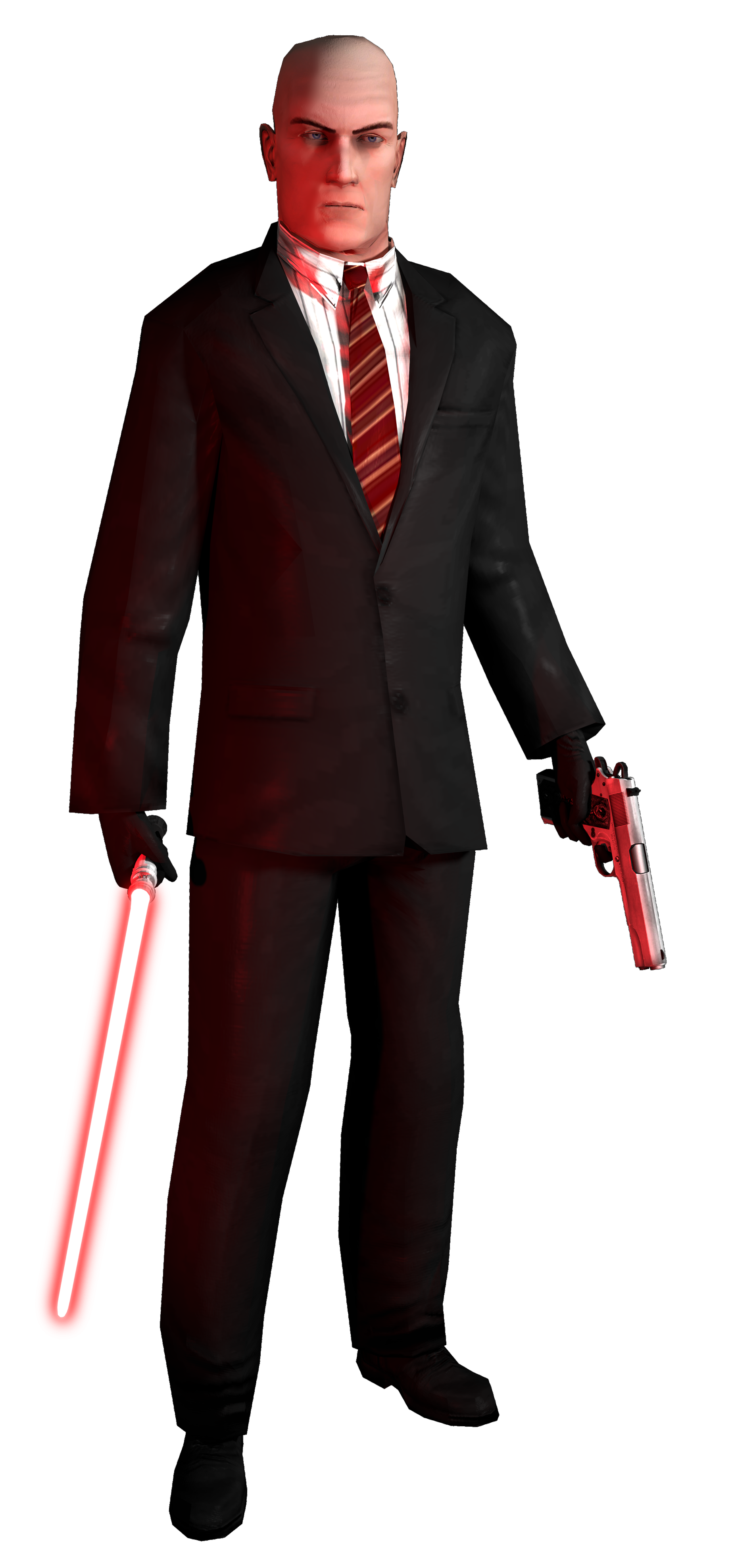 Hitman Transparent Background - Hitman PNG