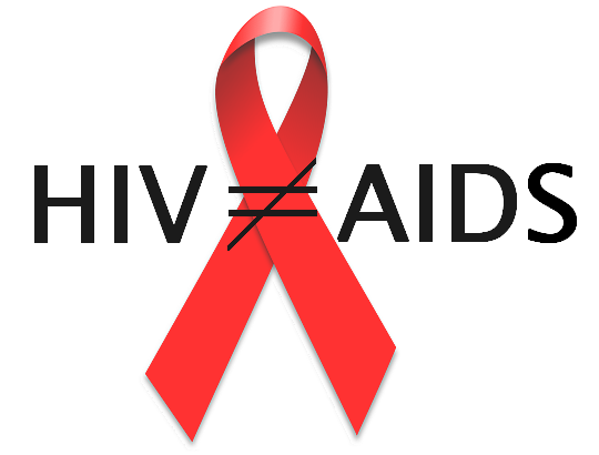 HIV AIDS logo.png - Hiv Aids PNG